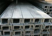 Steel U Channel For Special Container Use
