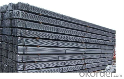 High Quality  Angle Steel Q235 or  ASTM A36 20-250mm