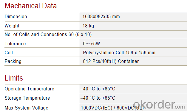 Polycrystalline silicon photovoltaic