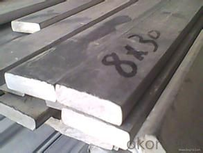 Flat Steel Hot Rolled wide 100mm*10mm*6m