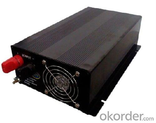 DC/AC Solar Power Inverter/ DC AC Inverter 600W High Efficiency 12V/24V/36V/48/120V Input