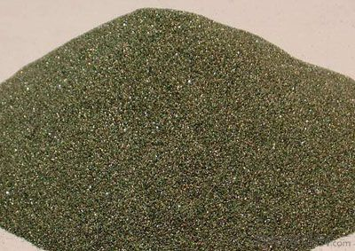 Silicon Carbide-Metallurgical Grade with stable quality