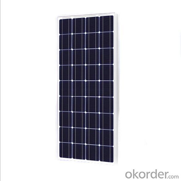 85W Mono Solar Panel TUV for Solar Led Street Light Use