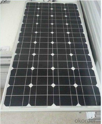 Monocrystalline Silicon Solar Panel 200W Round