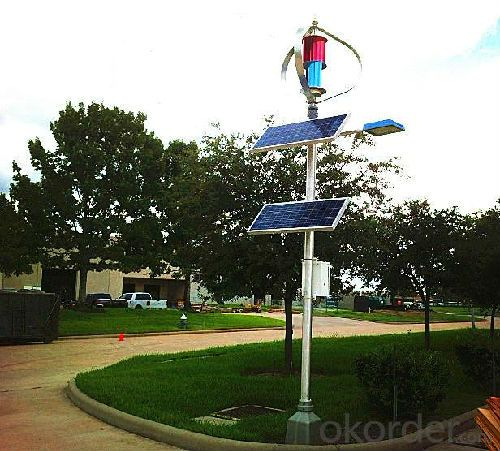 Wind Turbine 300W for Street Light