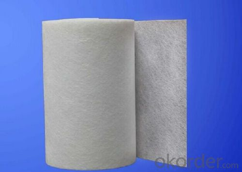 Fiber Glass Surface Tissue Mat  Low Binder Content