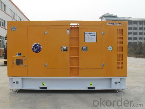 Product list of China Engine type Generator FX330