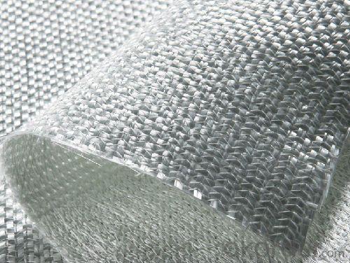 Fiber Glass Stitched Mat