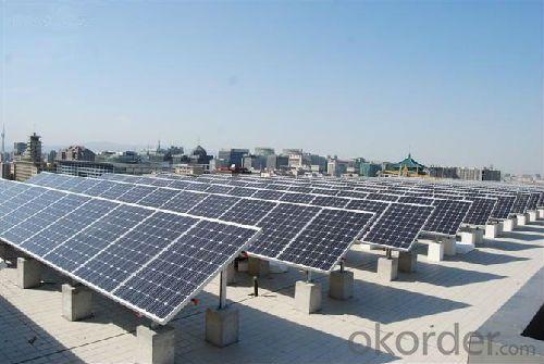 Silicon Solar Panels