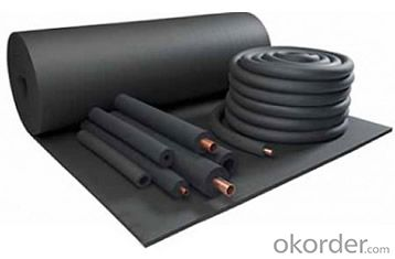 Rubber Plastic Tube for Insulation
