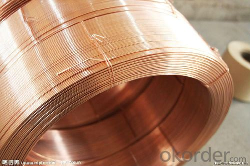 Copper Clad Steel Wire & CCS Wire China Product
