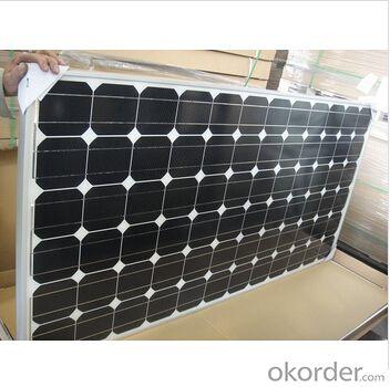 Monocrystalline 310W Solar Panel Solar Module