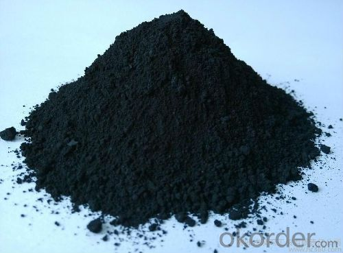 Natural Amorphous Graphite Ball With Fixed Carbon 75 For Steelmaking