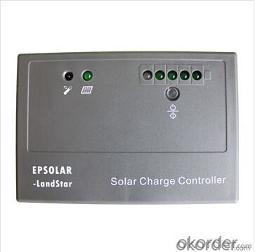 Surface Mounting PWM Solar Panel Charge Regulator /Controller ,20A,12V/24V,LS2024S