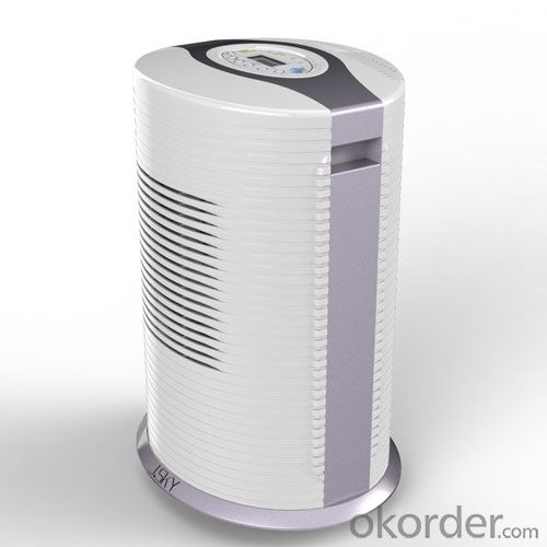 Remote Control Home HEPA Air Cleaner With Ionizer & Ozonizer