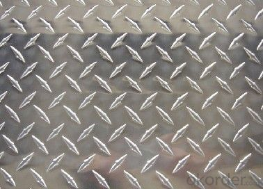 Embossed Coated Aluminium Coil