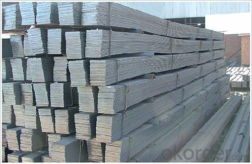 Flat Bar Hot Rolled Q235 High Quality 3MM-30MM Thickness