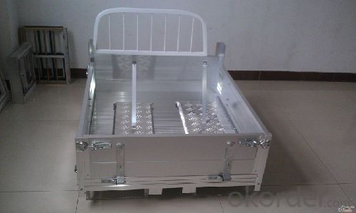 Aluminum sheets for Truck Body