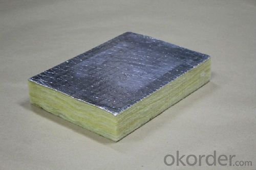 Buy glass wool blanket for thermal insulation price size for Glass wool insulation