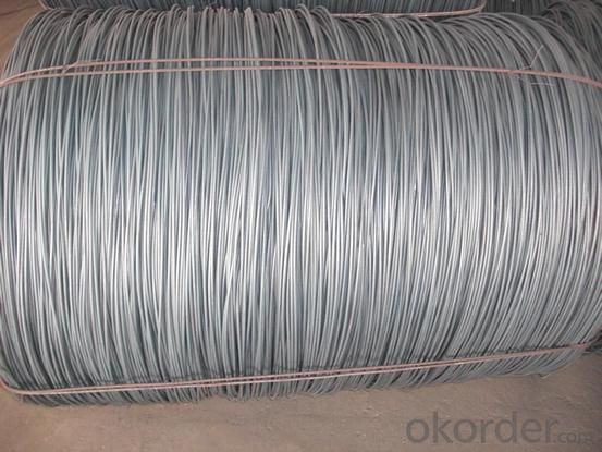 Wire Rod 5.5MM-14MM SAE 1006 Or SAE1008 High Quality Hot Rolled