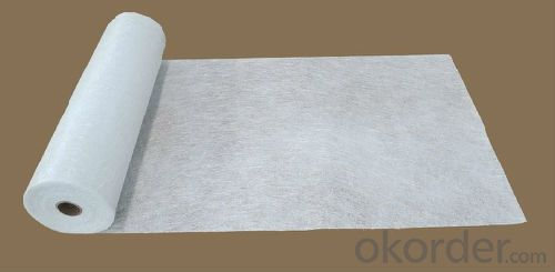 Fiber Glass Chopped Strand Mat(E Glass Fiber)