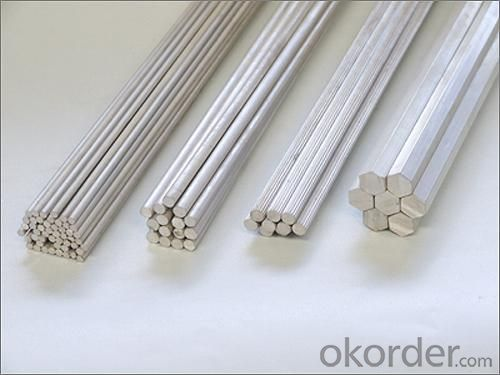 Aluminum Alloy Bar Series 6xxx