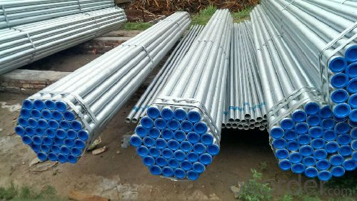 LSAW Steel Pipe with High Quality from CNBM