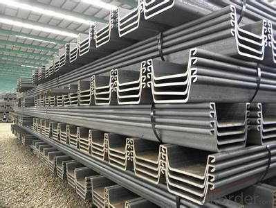 High Quality Steel Sheet Pile-FSP-Ⅳ-12m/FSP-Ⅳ-18m