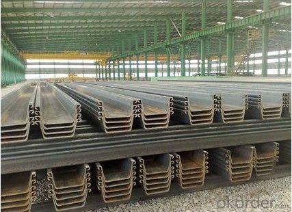 Steel Sheet Pile-Japanese Standard-FSP-Ⅲ-12m/FSP-Ⅳ-9m