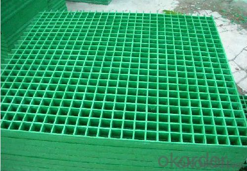 Buy Fiberglass Grating Panel Sheet For Various Usage Price