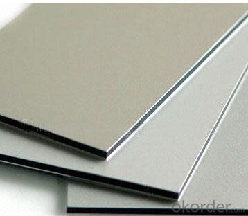 Aluminum Plain Sheets Manufactured in China