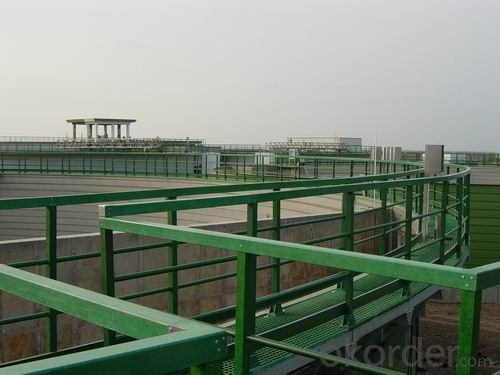 FRP FLORING PANEL-SOLID