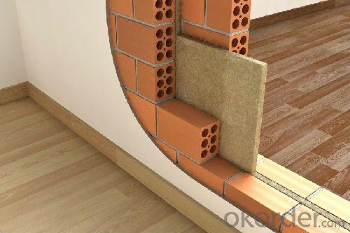 Rock Wool Board 160KG For Insulation