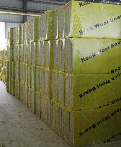 Buy rock wool board 80kg for insulation price size weight for Mineral wool board insulation price