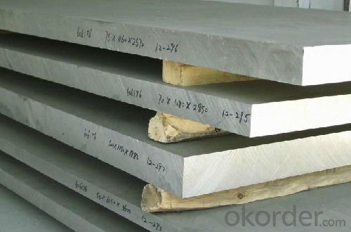 Aluminium Sheet for Marine