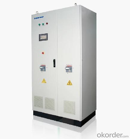 PV On-Grid Inverter GSG-100KTV from China