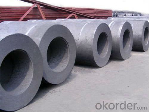 Graphite Electrodes for Steel Industrial with High Quality