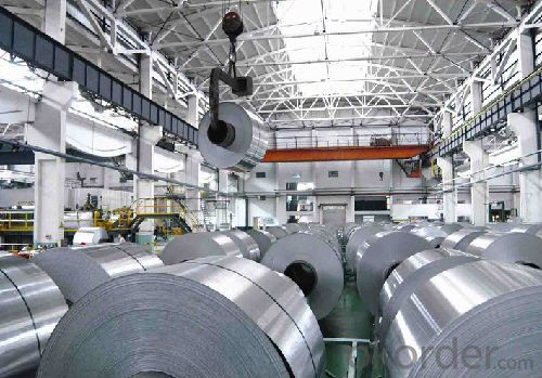 Mill Finish Aluminum Coil Alloy 1050,1100,3003