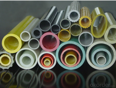 FRP  Pultrusion  Profile-Square Tube with Best Price