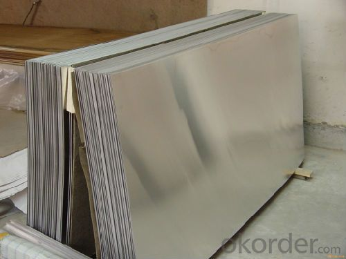 Customized 5083 O Aluminum Sheet& Strip for Track Transportation Use