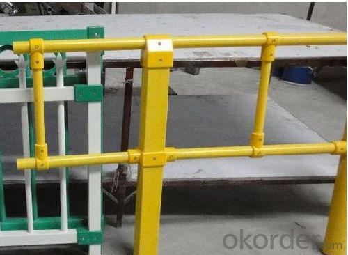 FRP Pultrusion Profilefor Door and  Window