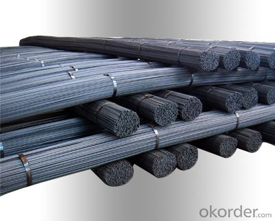 Nine mm Cold Rolled Steel Rebars with High Quality
