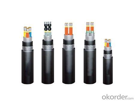XLPE Copper/Insulated/Copper/Rubber Cable