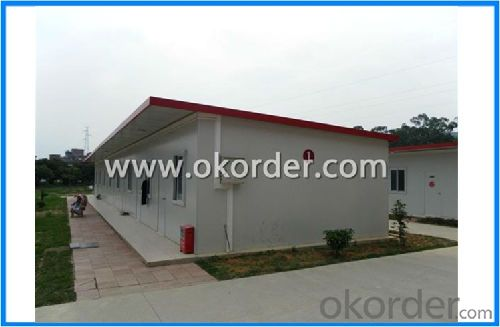 Standard Prefab Container Apartment for Sale