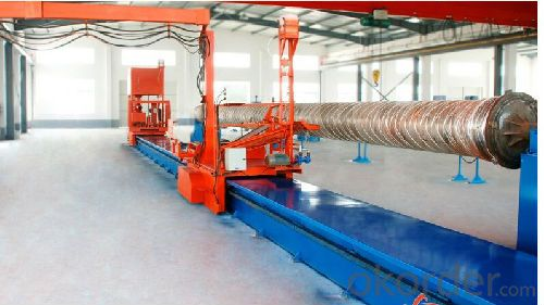 FRP PIPE FILAMENT WIDING MACHINE DN1000-3000