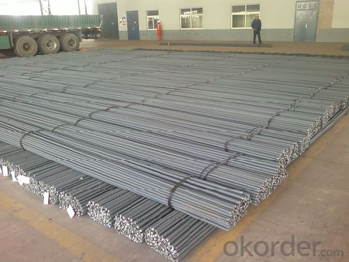 Steel Rebar Deformed Bar Hot Rolled with High Quality