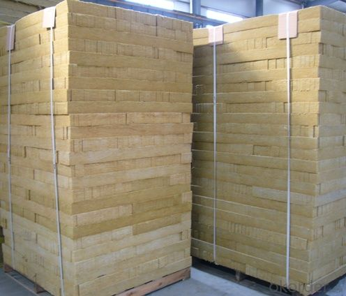Rock Wool Building Excellent Insulation Material Blanket 80KG
