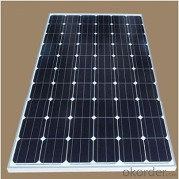 Monocrystal silicon Solar Panel from CNBM
