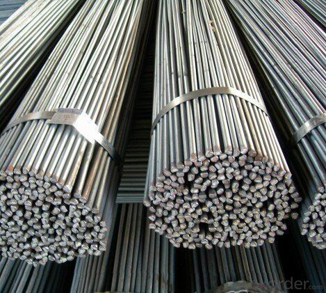 Q235, A36 High Quality Hot Rolled Steel Round Bar