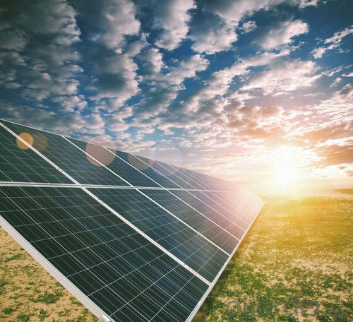 CNBM SOLAR POLY-CRYSTALLINE SOLAR PV PANEL 300W